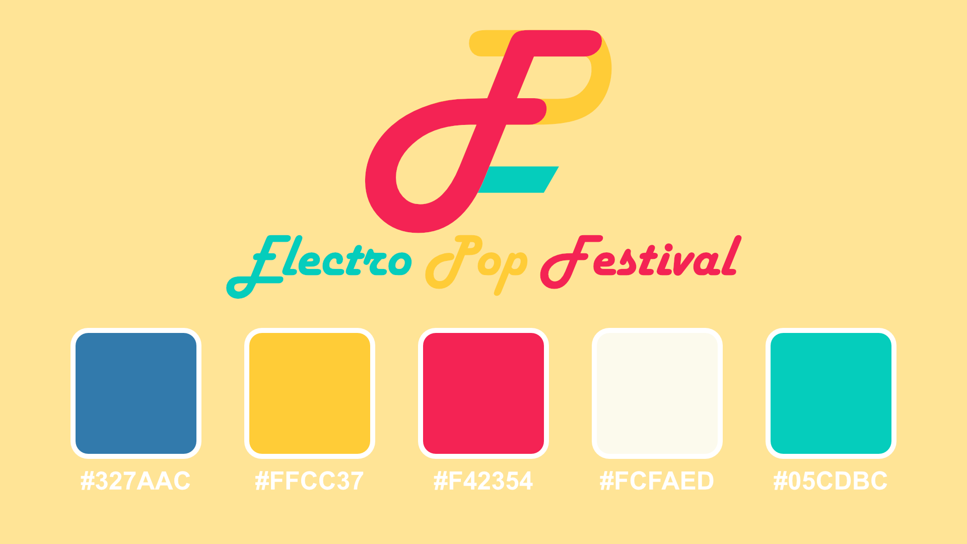 "Brand board ""EPF"""